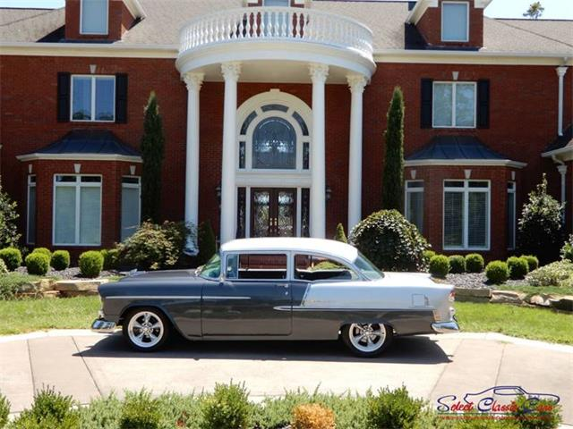 Picture of Classic '55 Chevrolet Bel Air located in Hiram Georgia - $46,500.00 Offered by  - QUYS