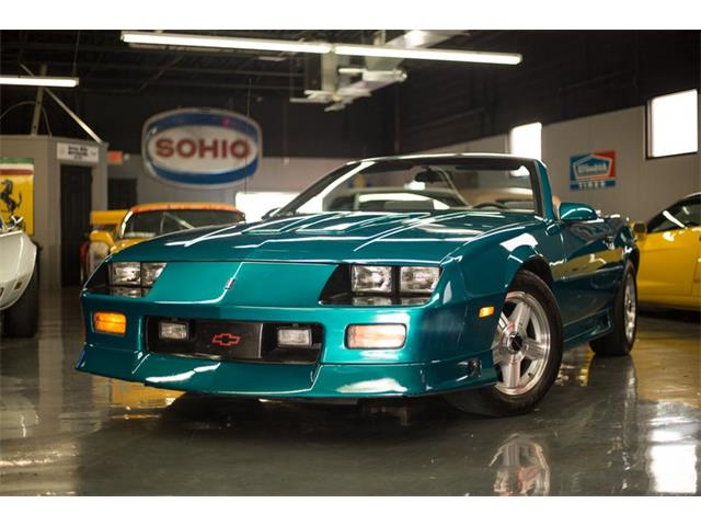 Picture of '92 Camaro Z28 - QSR4