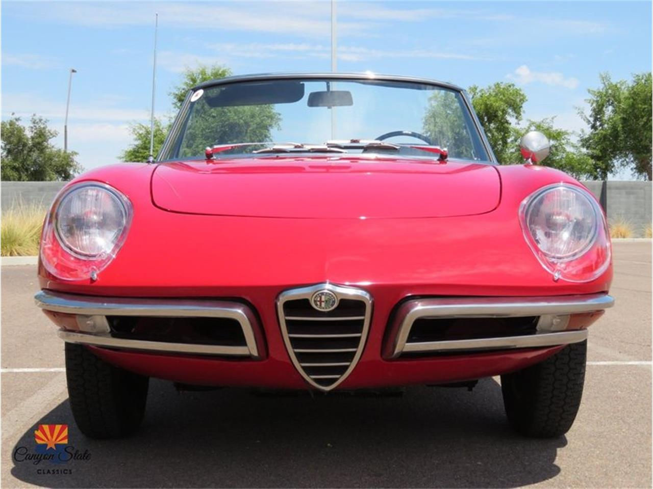 Large Picture of '67 Duetto - QUZW