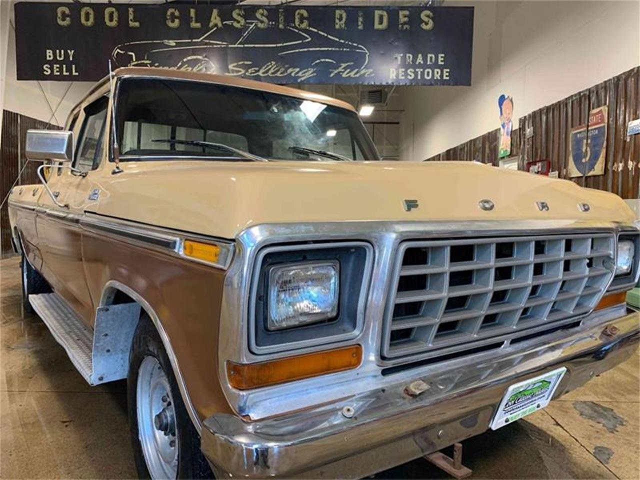 Large Picture of '78 F250 - QUZZ