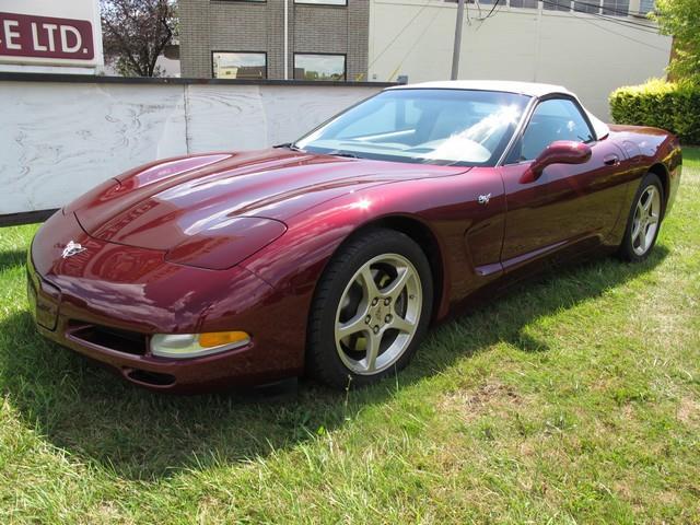 Picture of '03 Corvette - QV0V