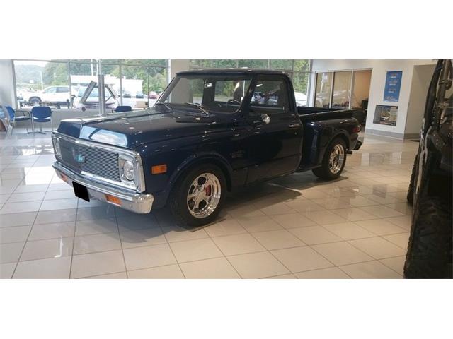 1969 Chevrolet CST 10