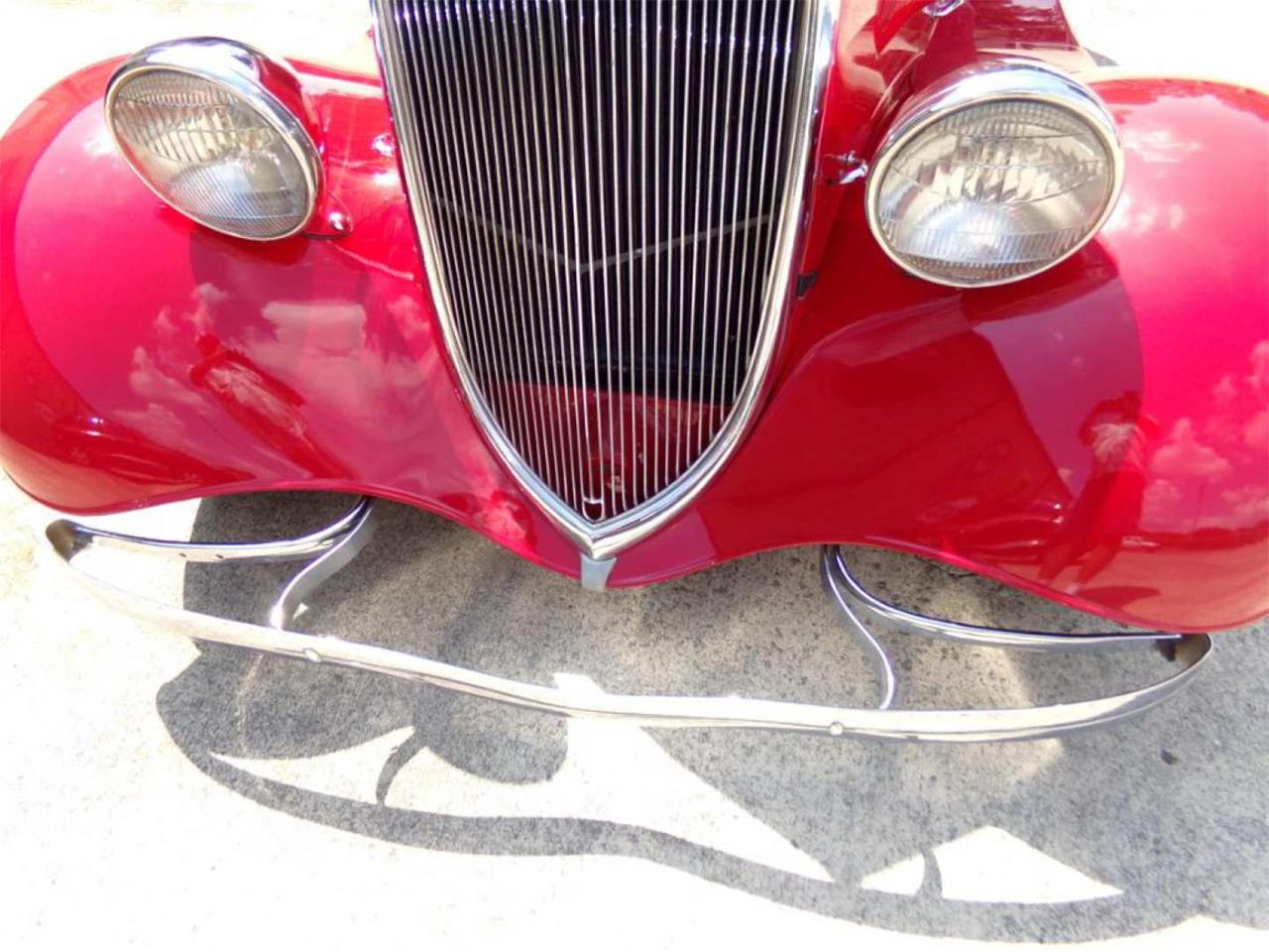 Large Picture of '34 Roadster - QV2R