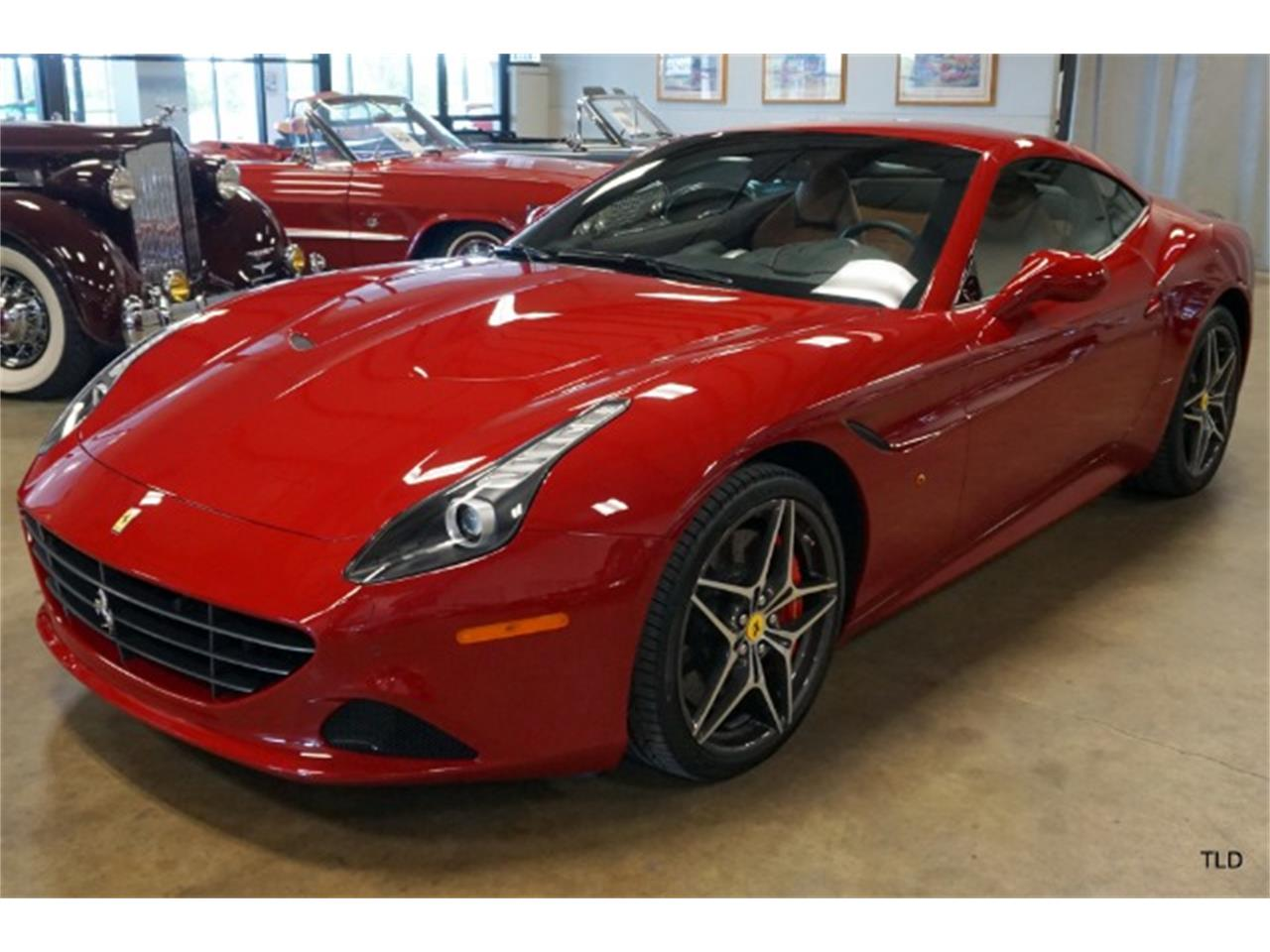 Large Picture of 2017 Ferrari California located in Illinois Offered by The Last Detail - QV2S
