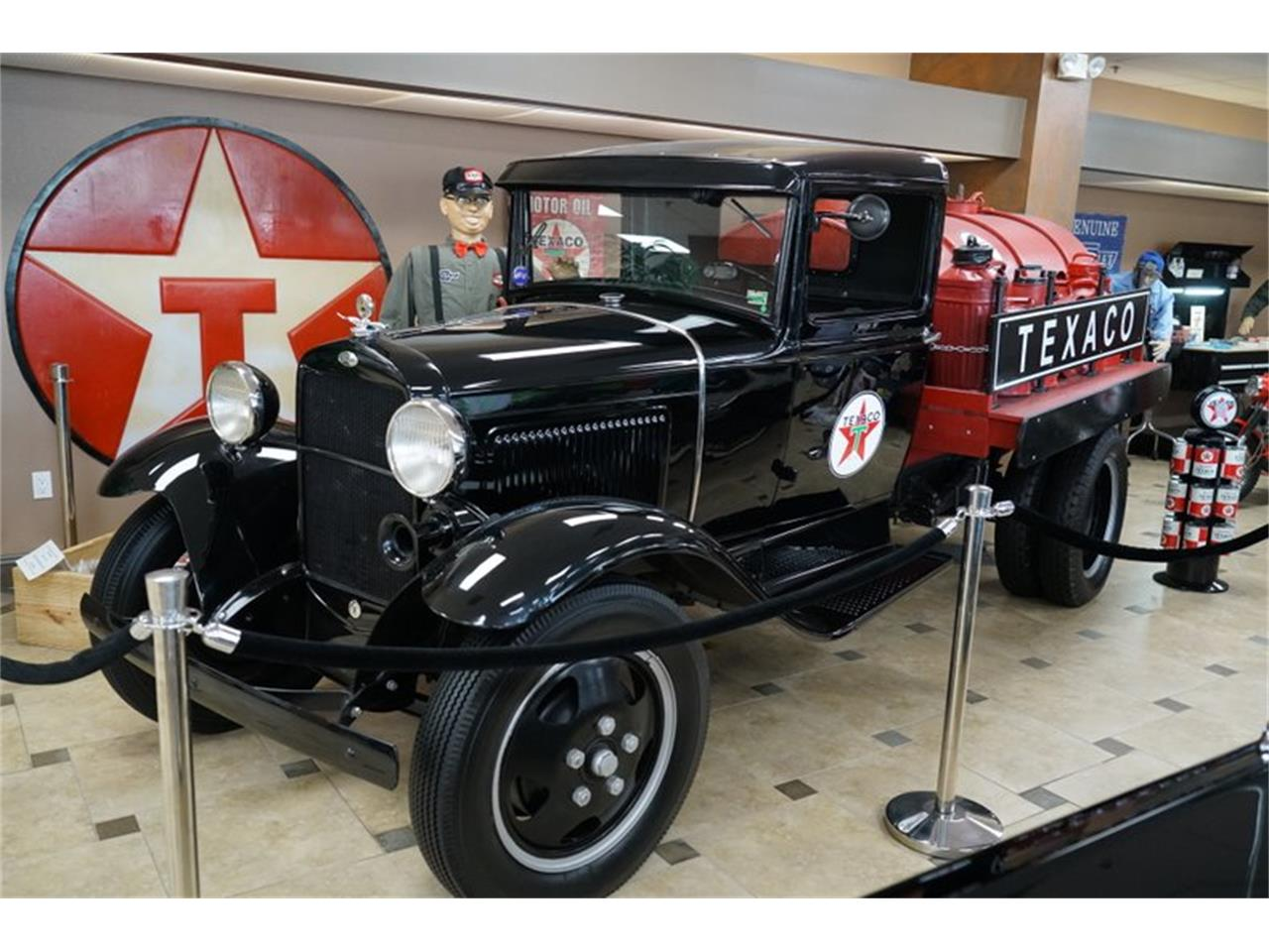 Large Picture of Classic '31 Ford Model AA located in Florida Auction Vehicle - QSRJ