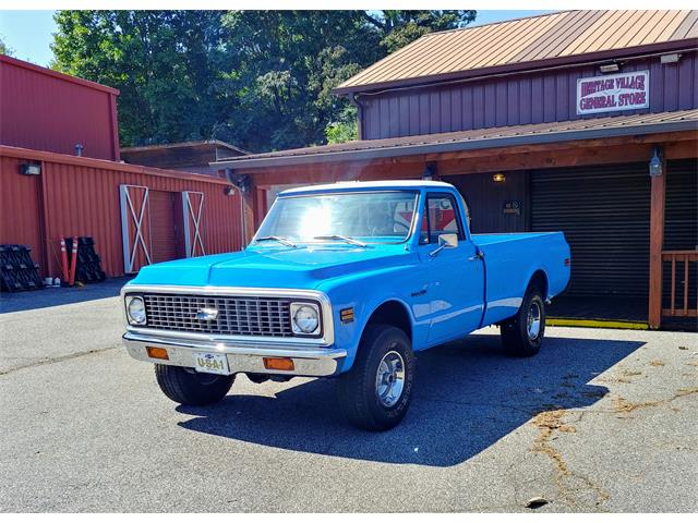 Picture of '72 K-10 - QV3U