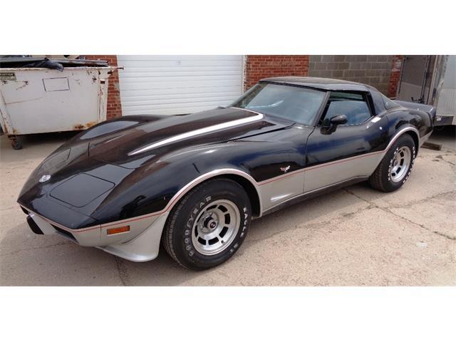 1978 Chevrolet Corvette for Sale on ClassicCars com on
