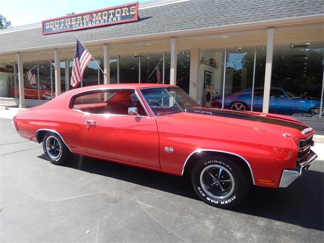 Picture of '70 Chevelle SS - QV49
