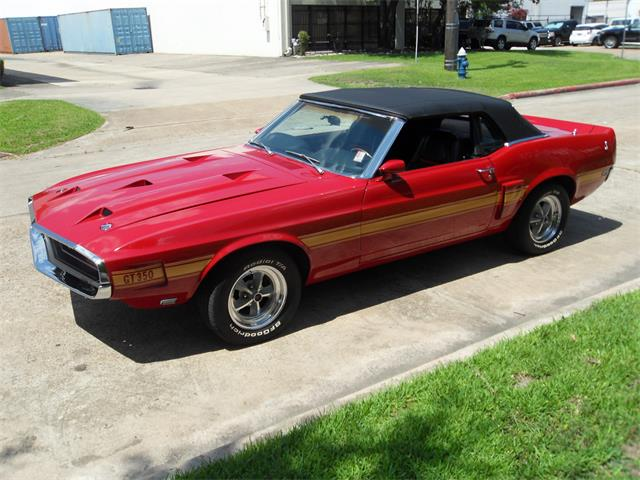 Picture of '69 Mustang GT350 - QV4D