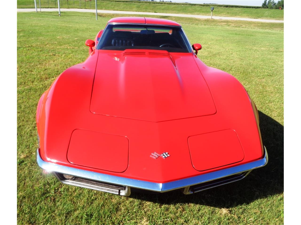 Large Picture of Classic 1969 Corvette located in Great Bend Kansas Auction Vehicle Offered by F & E Collector Auto Auctions - QV4G
