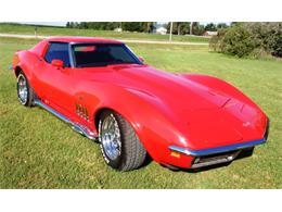 Picture of Classic '69 Chevrolet Corvette Auction Vehicle Offered by F & E Collector Auto Auctions - QV4G