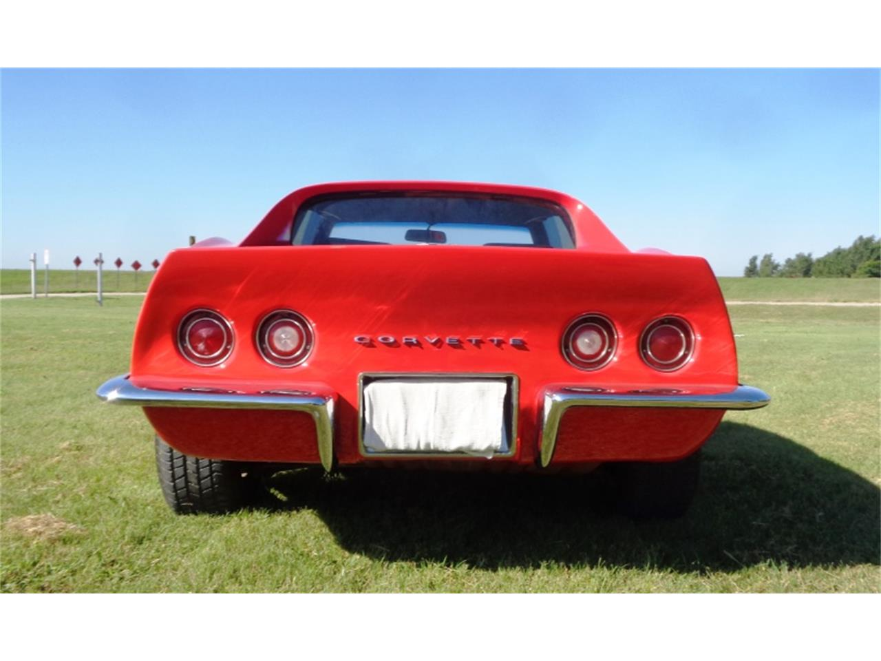 Large Picture of '69 Chevrolet Corvette Auction Vehicle Offered by F & E Collector Auto Auctions - QV4G