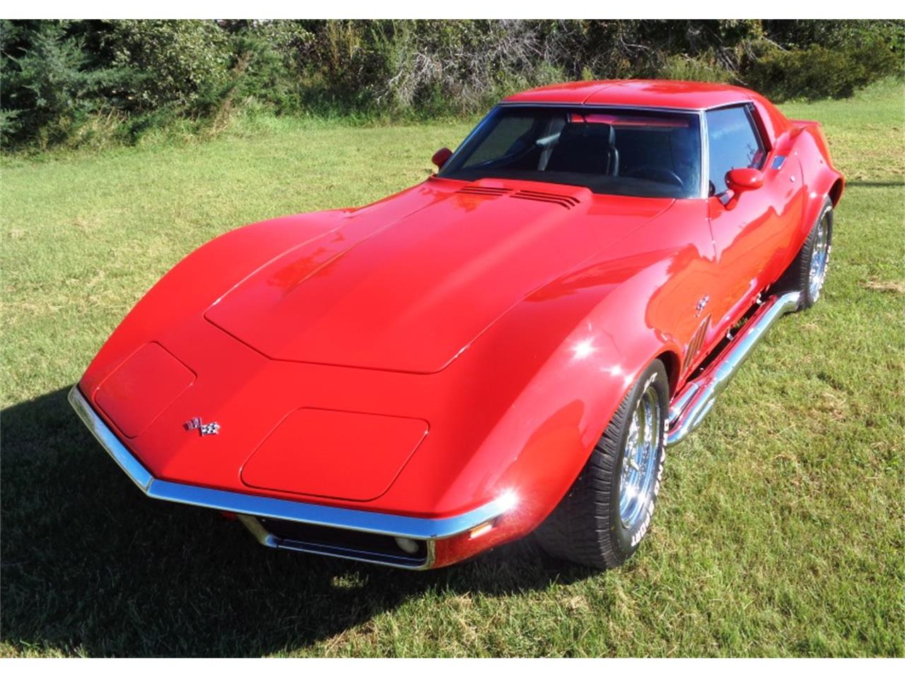 Large Picture of '69 Corvette located in Great Bend Kansas Auction Vehicle Offered by F & E Collector Auto Auctions - QV4G