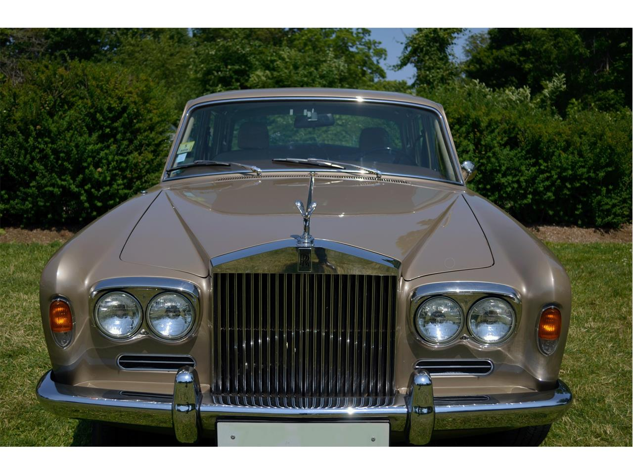 Large Picture of '71 Silver Shadow - QV4I