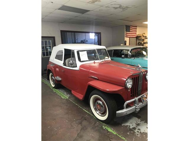 Picture of '49 Jeepster - QV4K