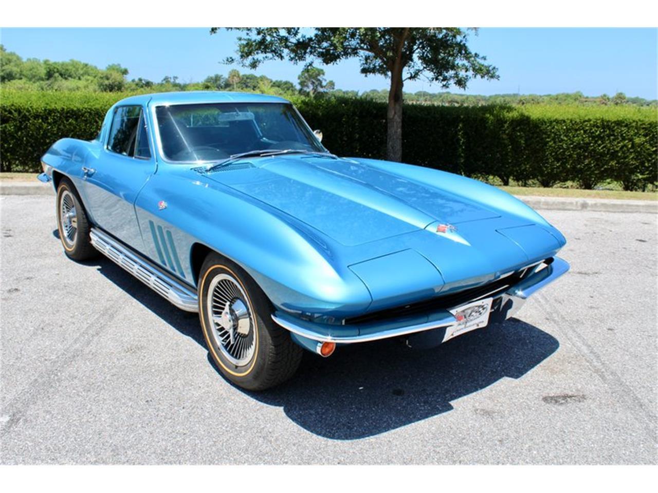 Large Picture of Classic 1965 Chevrolet Corvette - QSRR
