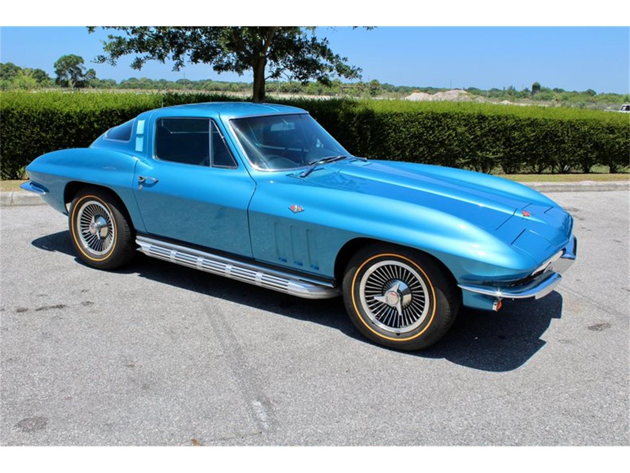 Large Picture of Classic 1965 Chevrolet Corvette located in Sarasota Florida Offered by Classic Cars of Sarasota - QSRR