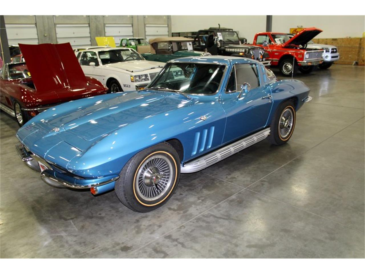 Large Picture of 1965 Corvette Offered by Classic Cars of Sarasota - QSRR