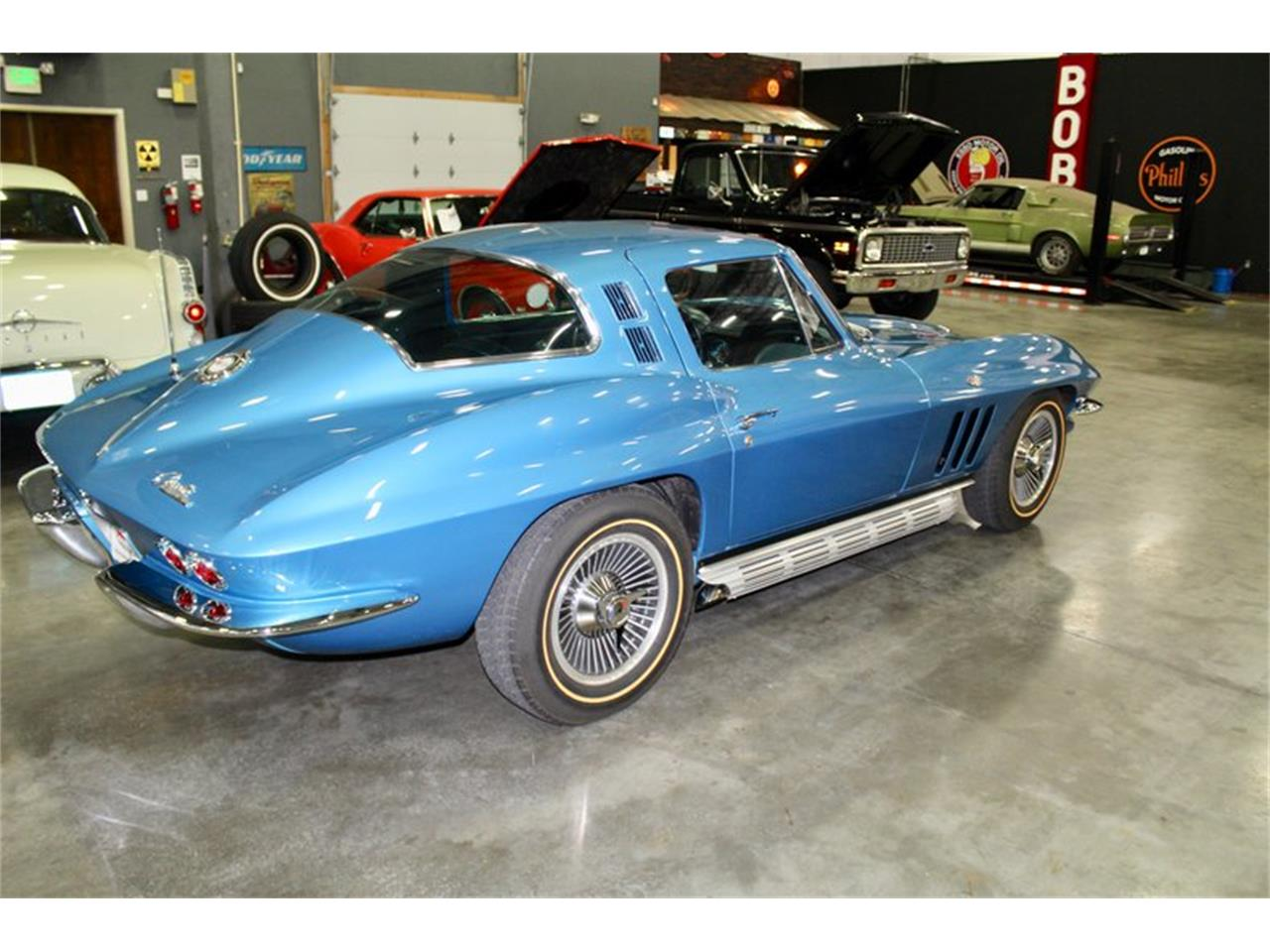Large Picture of Classic '65 Corvette Offered by Classic Cars of Sarasota - QSRR