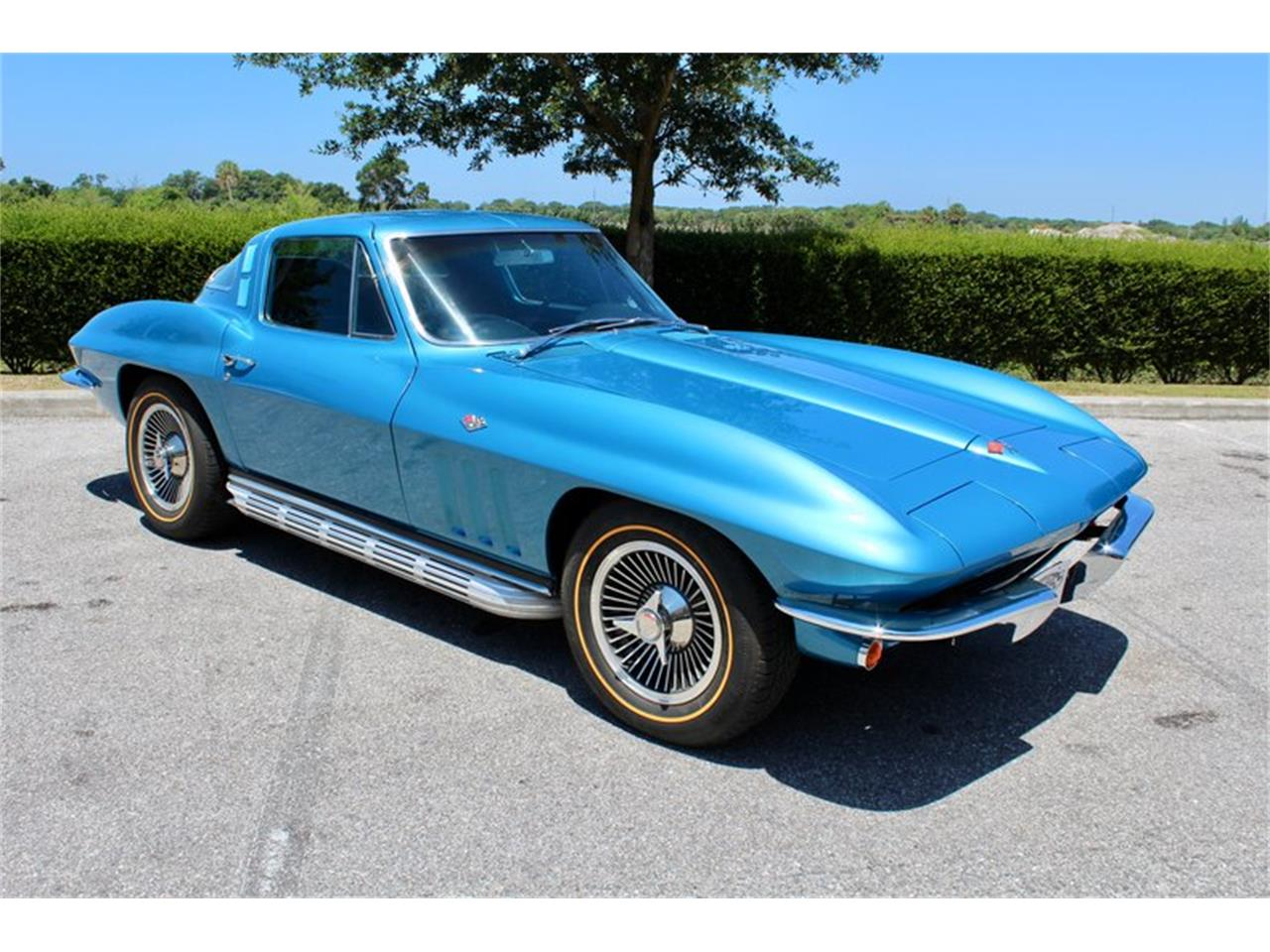 Large Picture of Classic '65 Corvette - QSRR