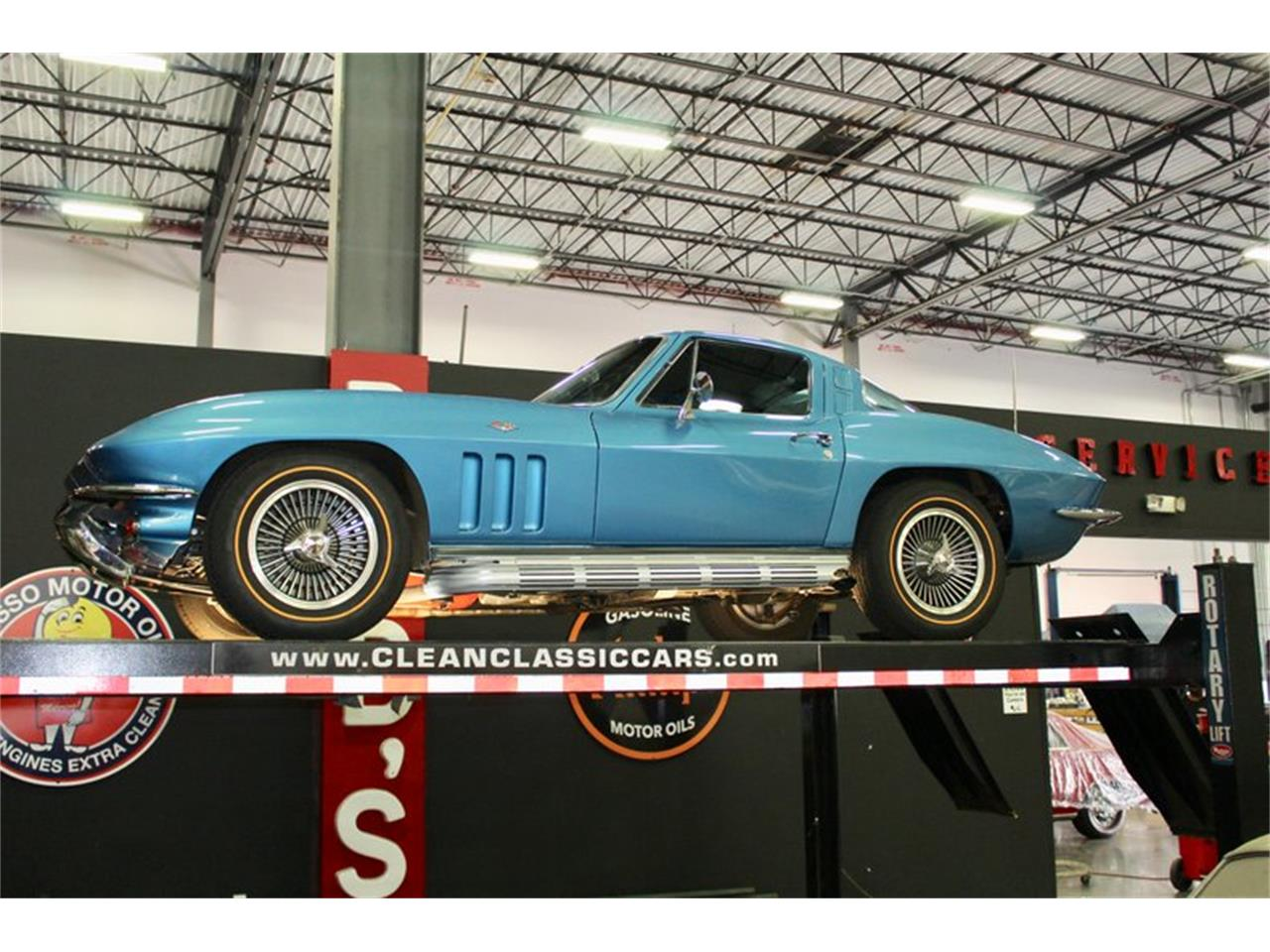 Large Picture of '65 Chevrolet Corvette Offered by Classic Cars of Sarasota - QSRR