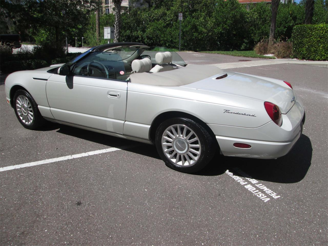 Large Picture of '05 Thunderbird - QV6K