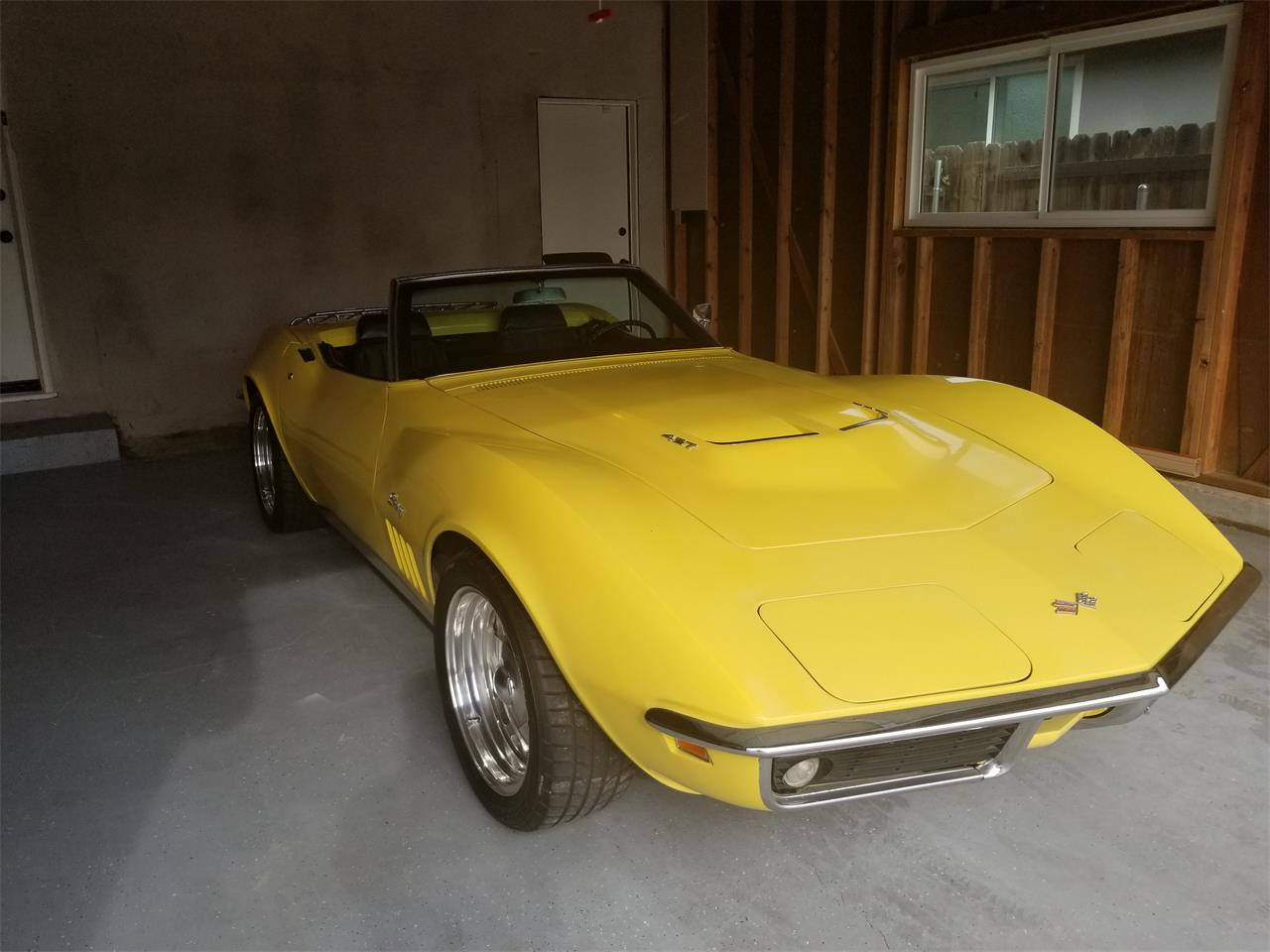 Large Picture of '69 Corvette Stingray - QV6T