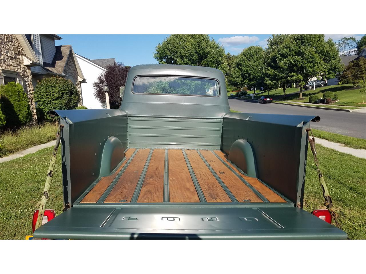 Large Picture of '56 F100 - QV75