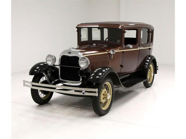 Picture of Classic '29 Ford Model A located in Morgantown Pennsylvania - $15,000.00 - QV7N