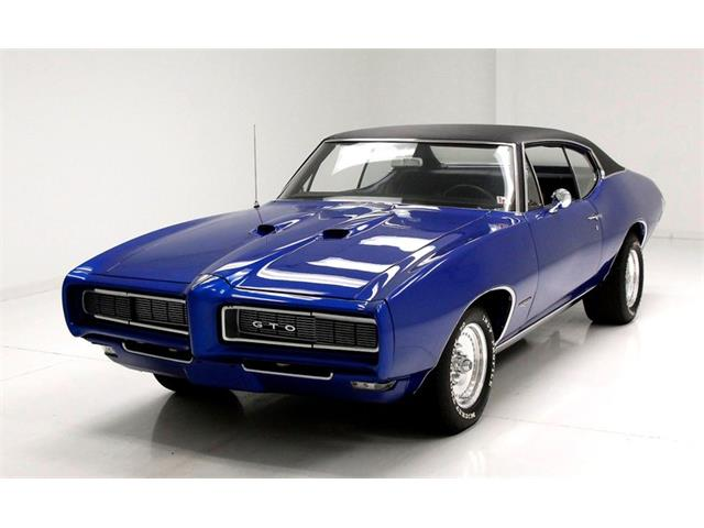 1968 Pontiac GTO for Sale on ClassicCars com on ClassicCars com