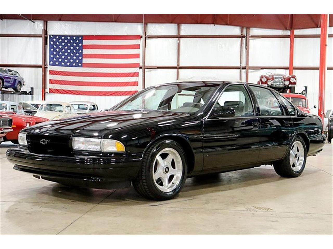 Large Picture of '96 Impala located in Kentwood Michigan - QV81
