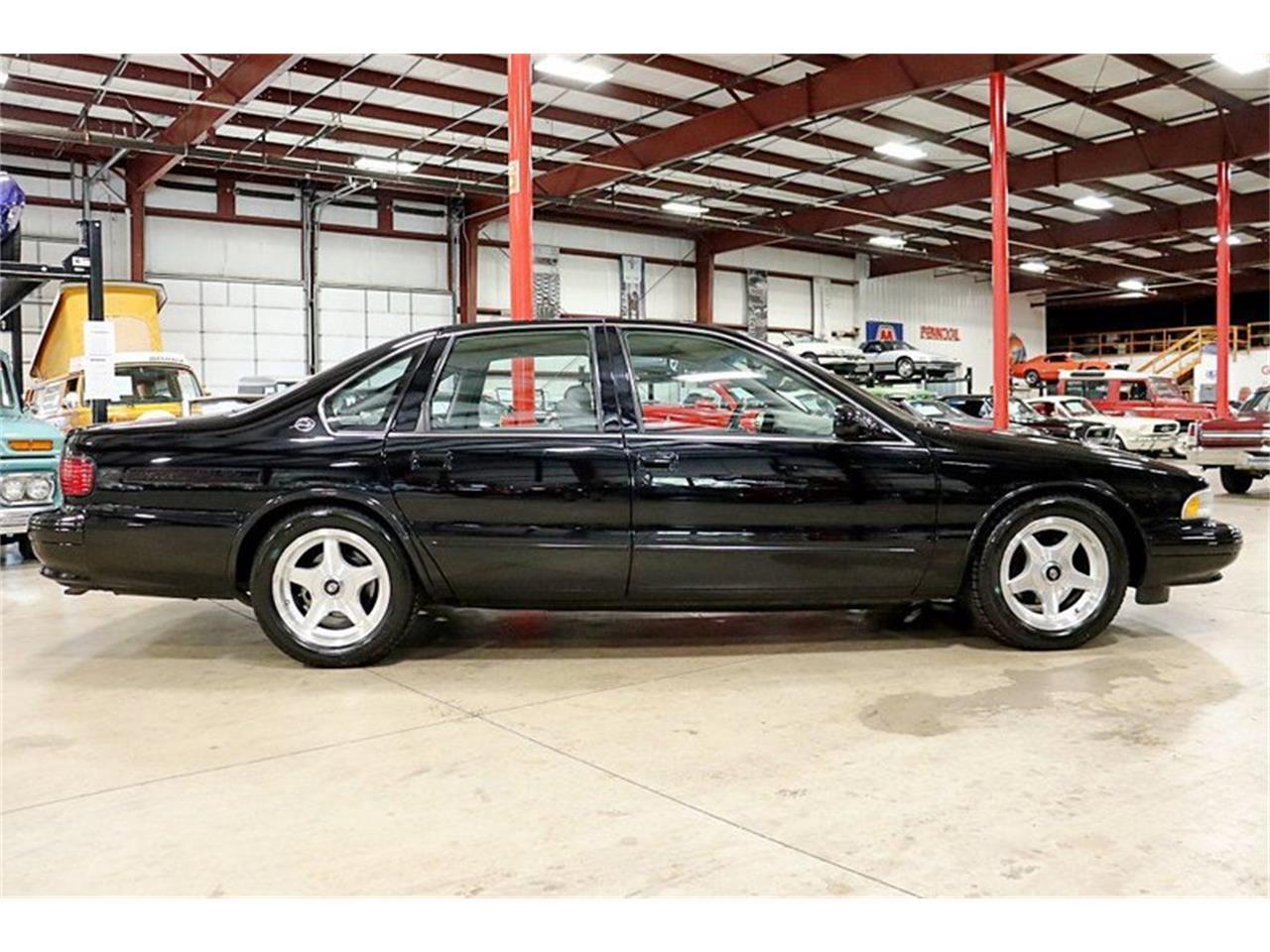 Large Picture of '96 Chevrolet Impala - QV81