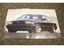 Picture of 1996 Chevrolet Impala located in Kentwood Michigan - $16,900.00 - QV81