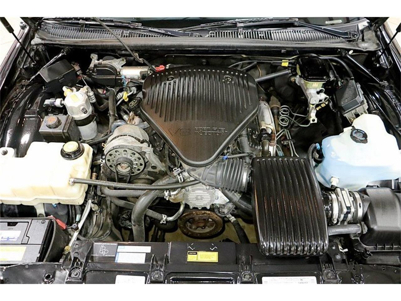 Large Picture of 1996 Impala - QV81