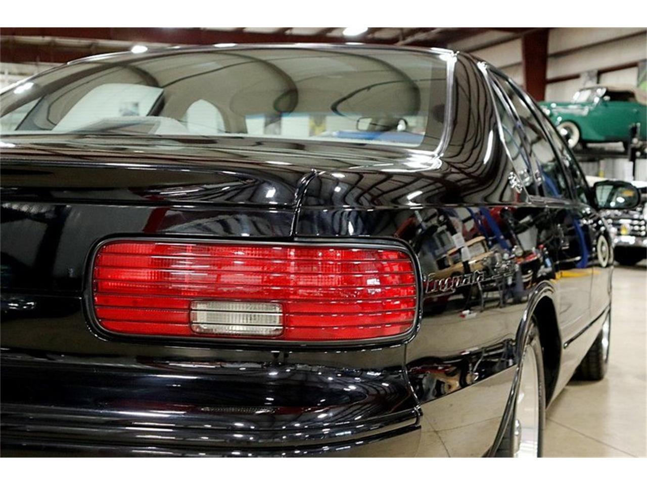 Large Picture of '96 Impala - QV81