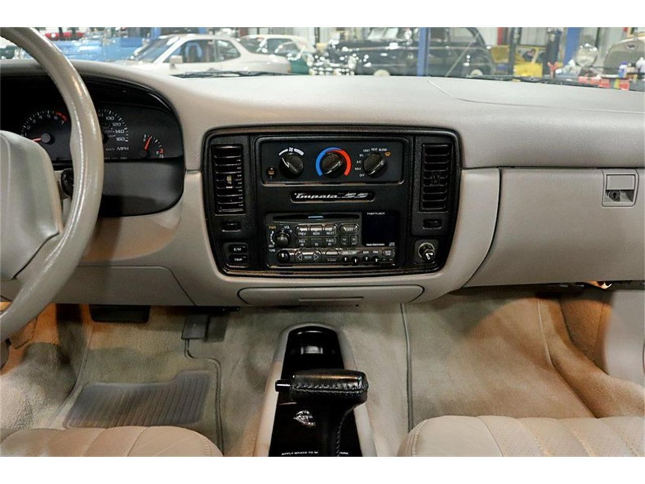 Large Picture of 1996 Chevrolet Impala located in Kentwood Michigan Offered by GR Auto Gallery - QV81