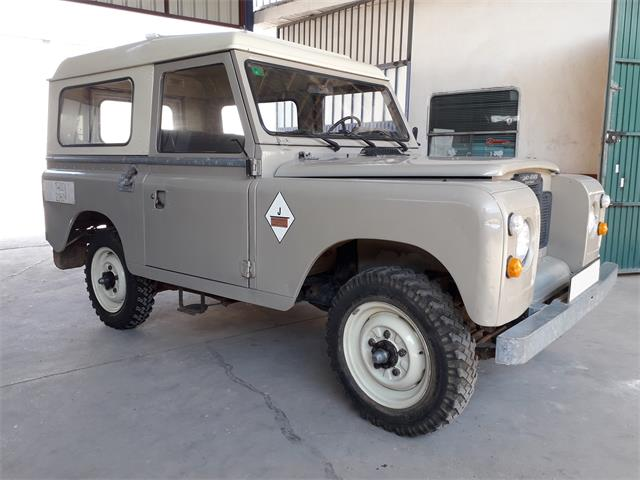 Classic Land Rover Series IIA for Sale on ClassicCars com on