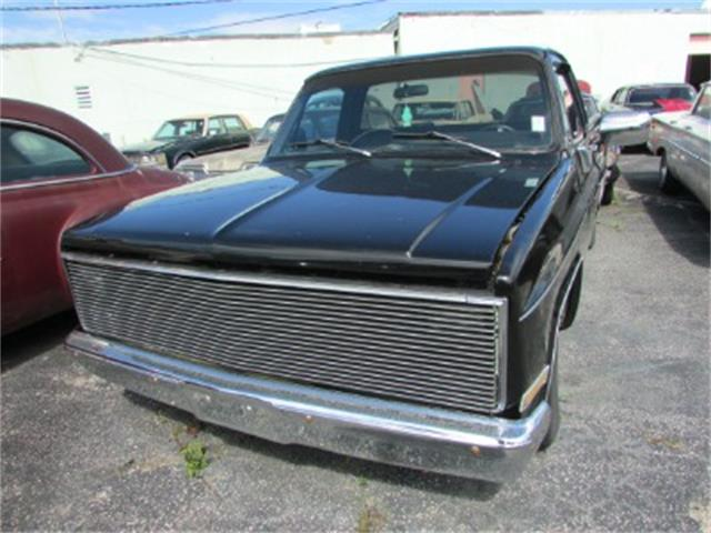 Picture of '83 C/K 10 - QSS1
