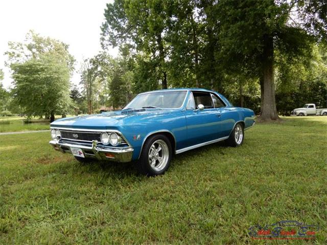 Picture of '66 Chevrolet Chevelle located in Hiram Georgia - $44,500.00 Offered by  - QV9P