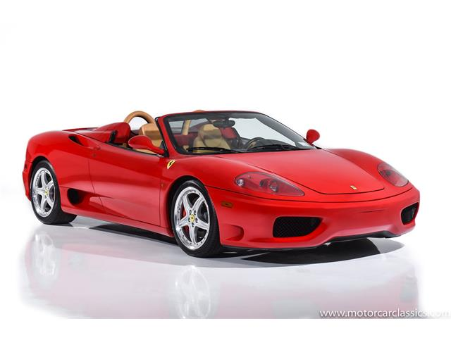 Picture of '04 360 Spider - QV9U