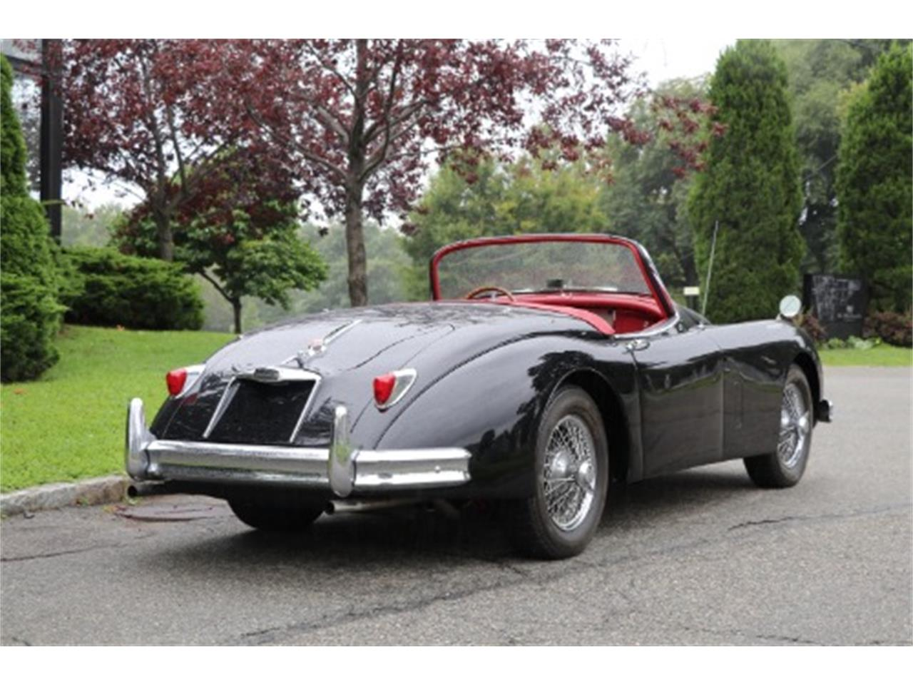 Large Picture of 1959 Jaguar XK150 located in Astoria New York - $129,500.00 Offered by Gullwing Motor Cars - QVAL