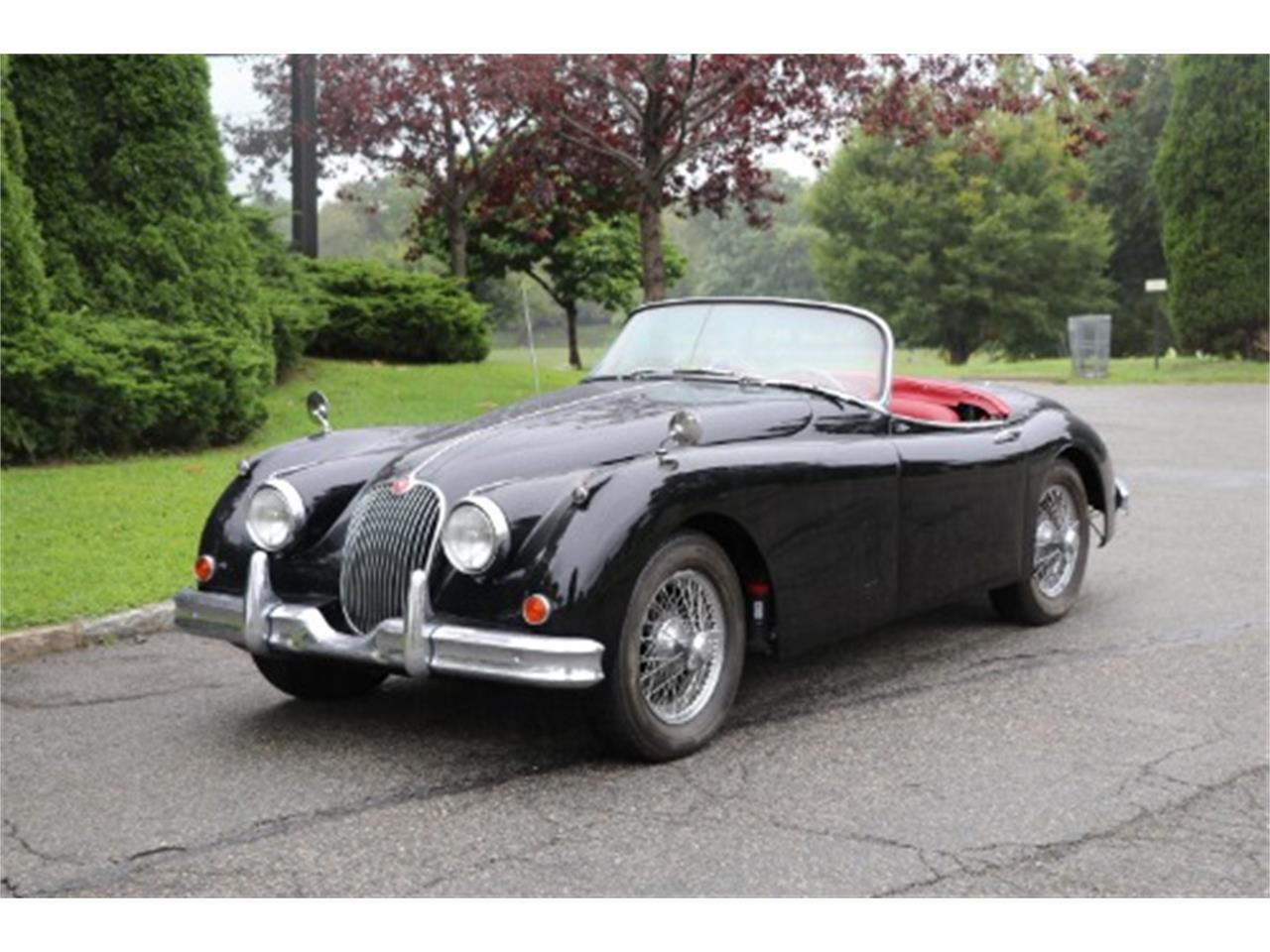 Large Picture of Classic 1959 Jaguar XK150 located in New York - $129,500.00 - QVAL