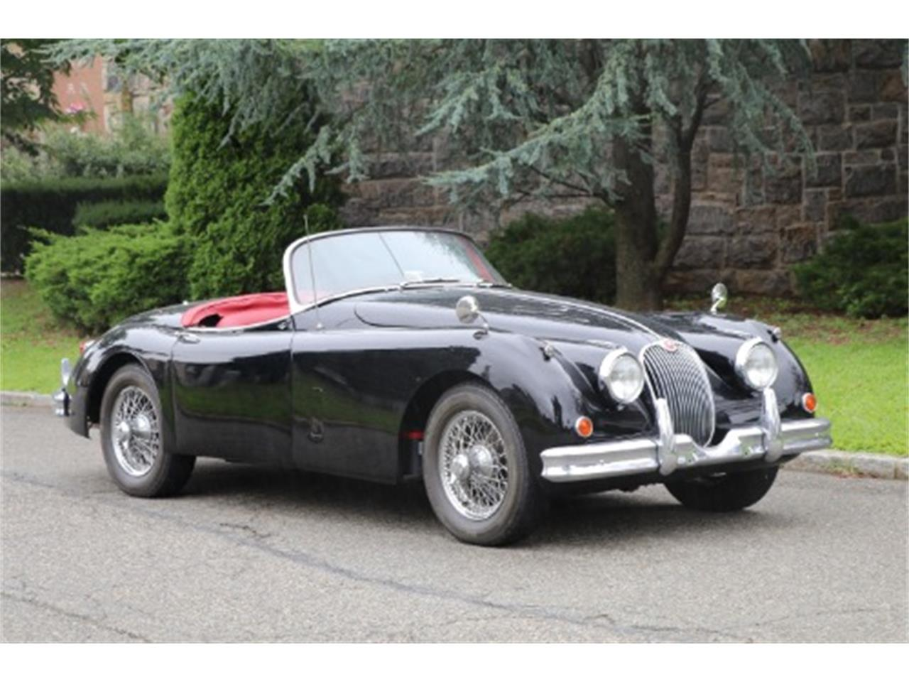 Large Picture of 1959 XK150 - QVAL