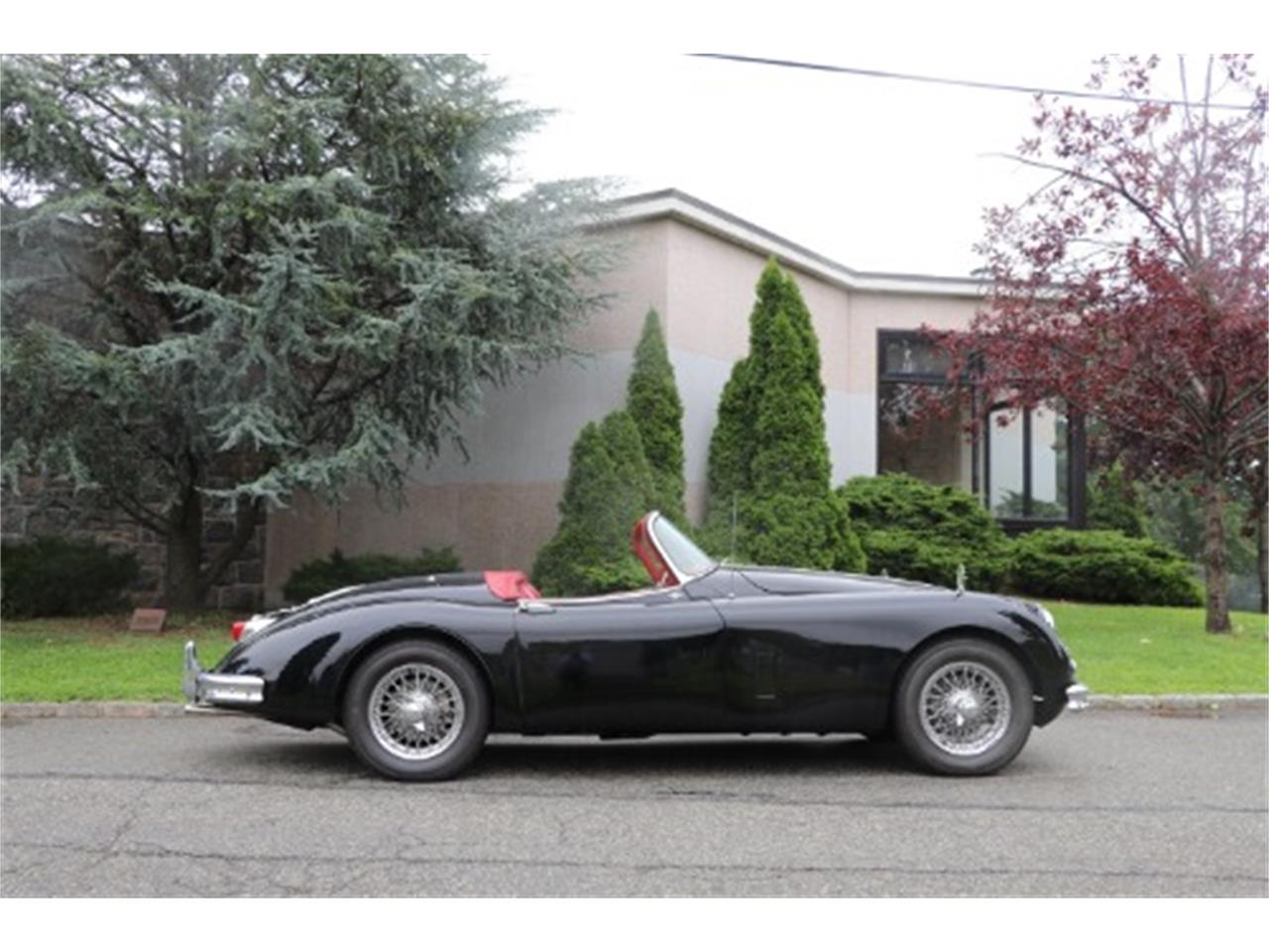 Large Picture of Classic '59 XK150 located in New York - $129,500.00 Offered by Gullwing Motor Cars - QVAL
