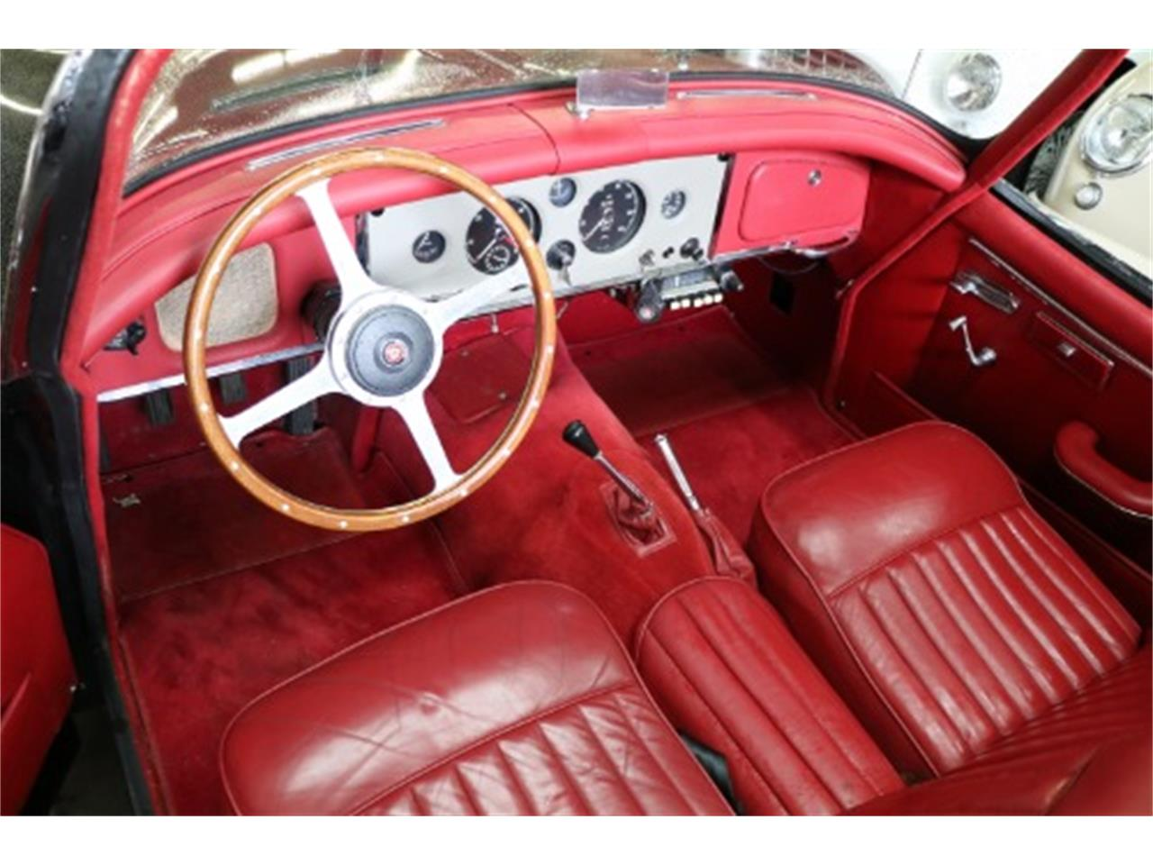 Large Picture of Classic '59 Jaguar XK150 Offered by Gullwing Motor Cars - QVAL