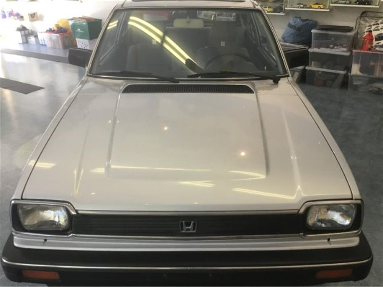 Large Picture of '82 Civic - QVBP