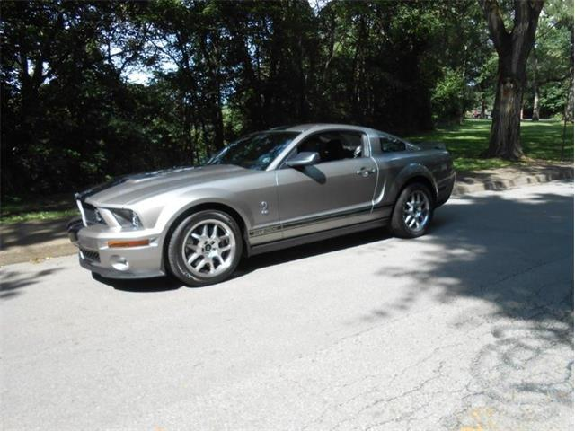 Picture of '08 Mustang - QVBV