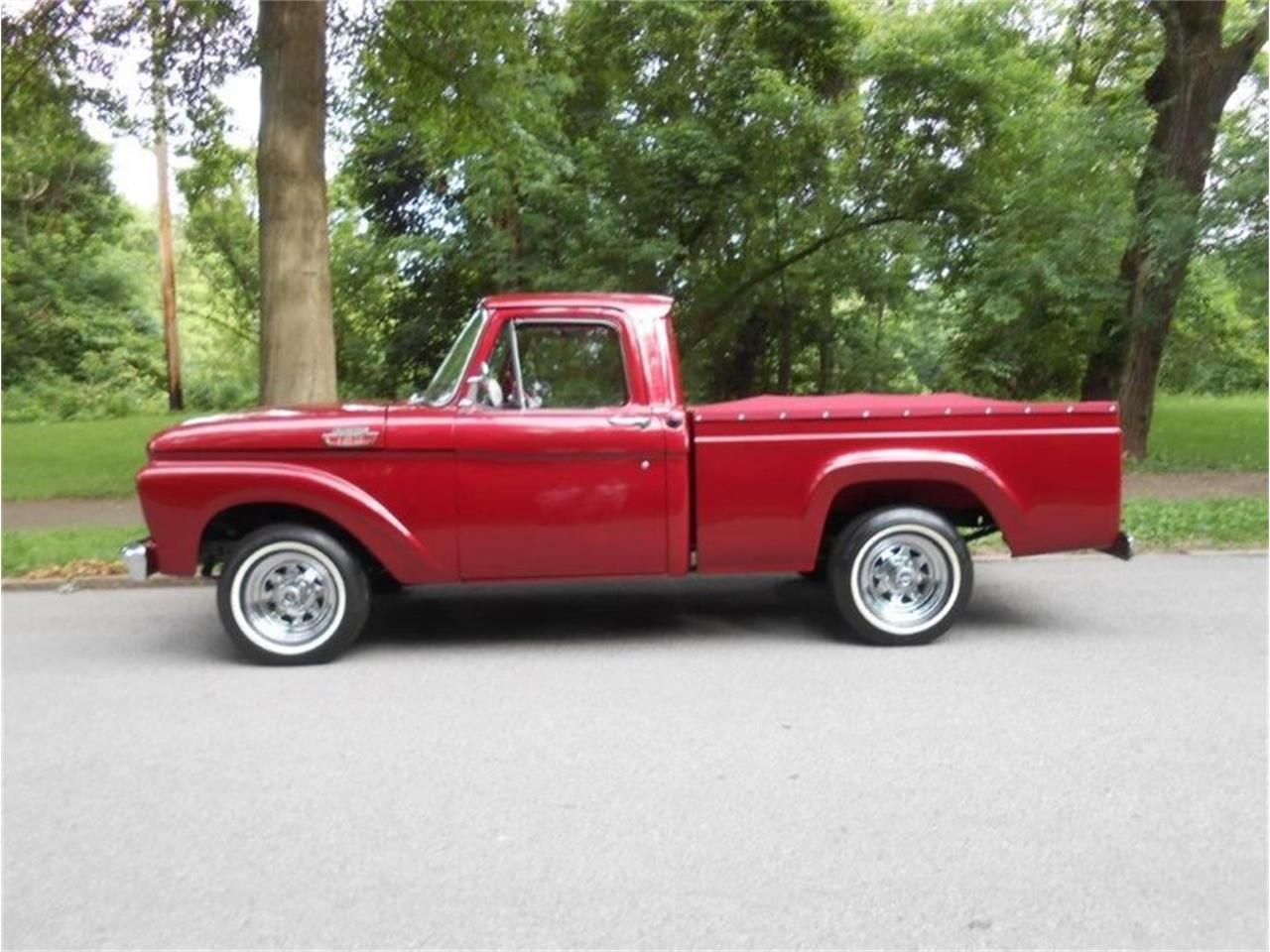 Large Picture of '63 F100 - QVC7