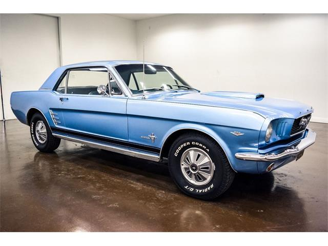 Picture of '66 Mustang - QVDT