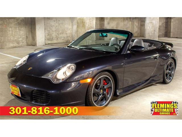 Picture of 2005 911 Carrera 4S located in Rockville Maryland - $44,990.00 Offered by  - QSSM